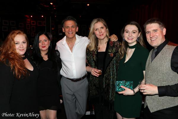 Katie Thompson, Margaret Kelly, Bob Stillman, Mairi Dorman-Phaneuf, Maddie Kearns, An Photo