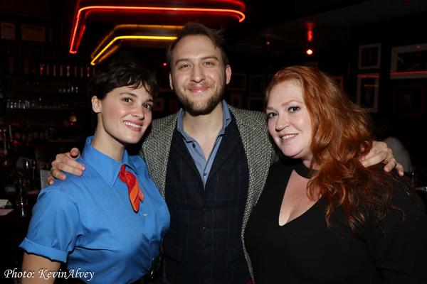 Emma Stratton, Nick Rehberger, Katie Thompson Photo