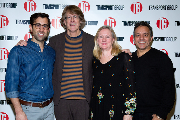 Photos: Go Inside Rehearsals for Transport Group's THE UNSINKABLE MOLLY BROWN, with Beth Malone & More!