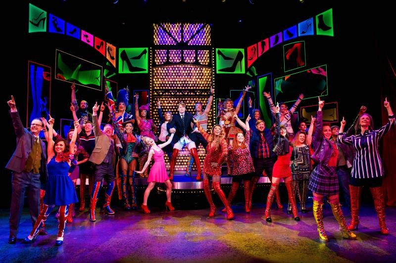 BWW Interview: Matt Henry Discusses KINKY BOOTS Coming to UK and Irish Cinemas