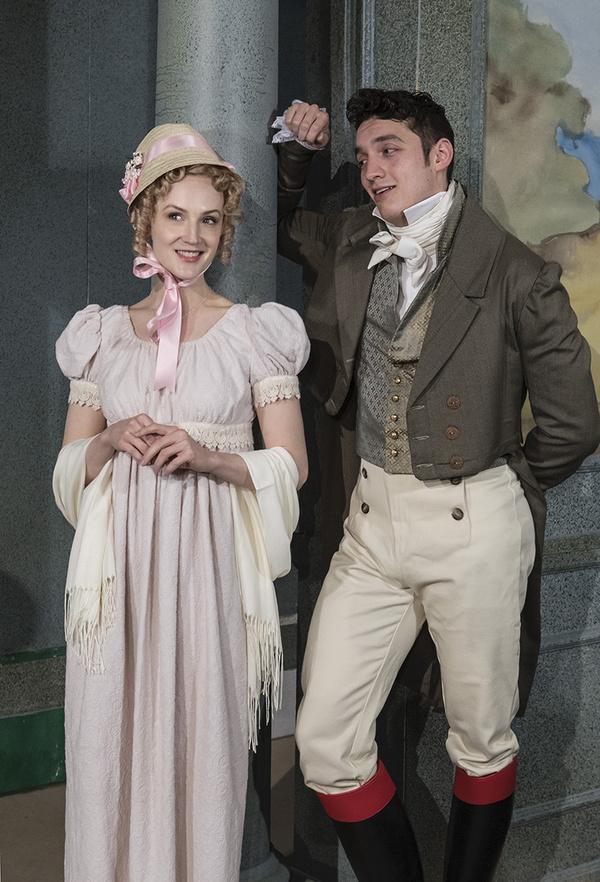 Photo Flash: Ensemble Theatre Company Presents Jane Austen's EMMA