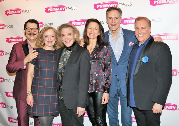 Kendal Sparks, Nancy Anderson, Charles Busch, Jennifer Van Dyck, Howard McGillin and Christopher Borg