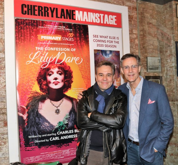 Photo Coverage: Primary Stages Celebrates Opening Night of THE CONFESSION OF LILY DARE