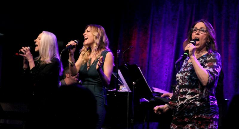 BWW Review: CATHERINE PORTER AND JIM VALLANCE Rock A Full House At The Birdland Theater