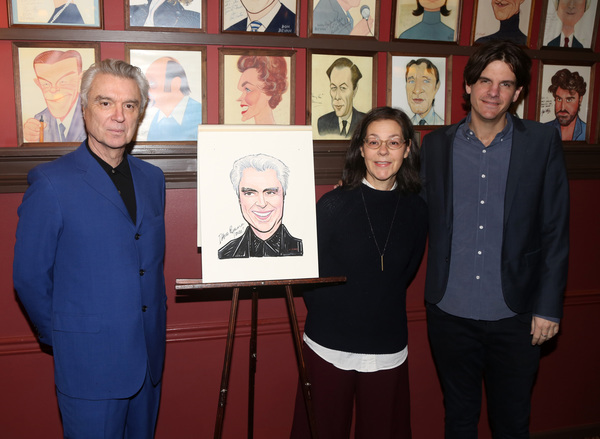David Byrne, Annie-B. Parson and Alex Timbers  Photo