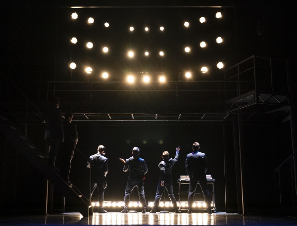 BWW Interview: Eric Chambliss of JERSEY BOYS on focus, feedback and Frankie Valli