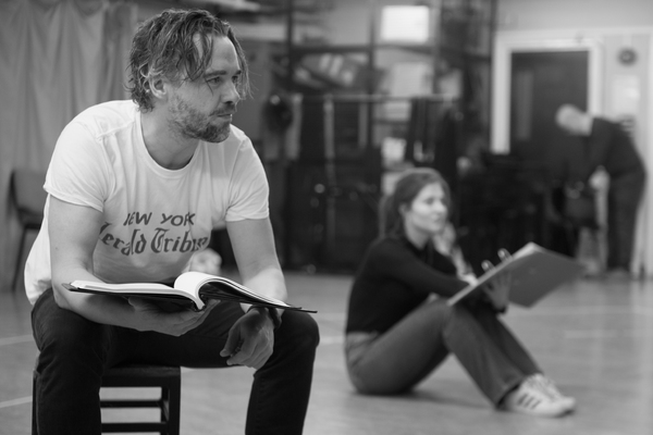 Photos: Go Inside Rehearsals for the UK Tour of LADY CHATTERLEY'S LOVER Starring Rupert Hill and Phoebe Marshall