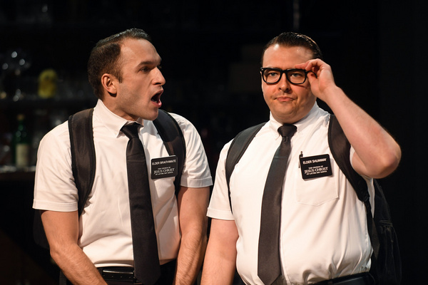 Photos: First Look At Pittsburgh CLO's THE BOOK OF MERMAN