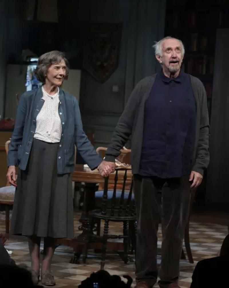 From Stage to Screen: Could Jonathan Pryce Take Home His First Oscar?