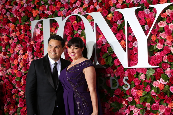From Stage to Screen: Robert Lopez and Kristen Anderson-Lopez Look for an Oscars Hat-Trick