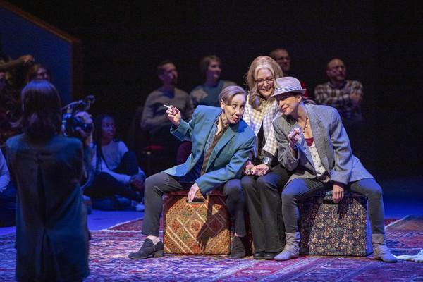 Joanna Glushak, Patricia Kalember, and Erika Stone Photo