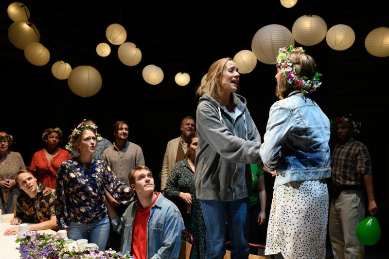 BWW Review: SÅ SOM I HIMMELEN at Oslo Nye Teater - A Celebration of Life, Love and music!