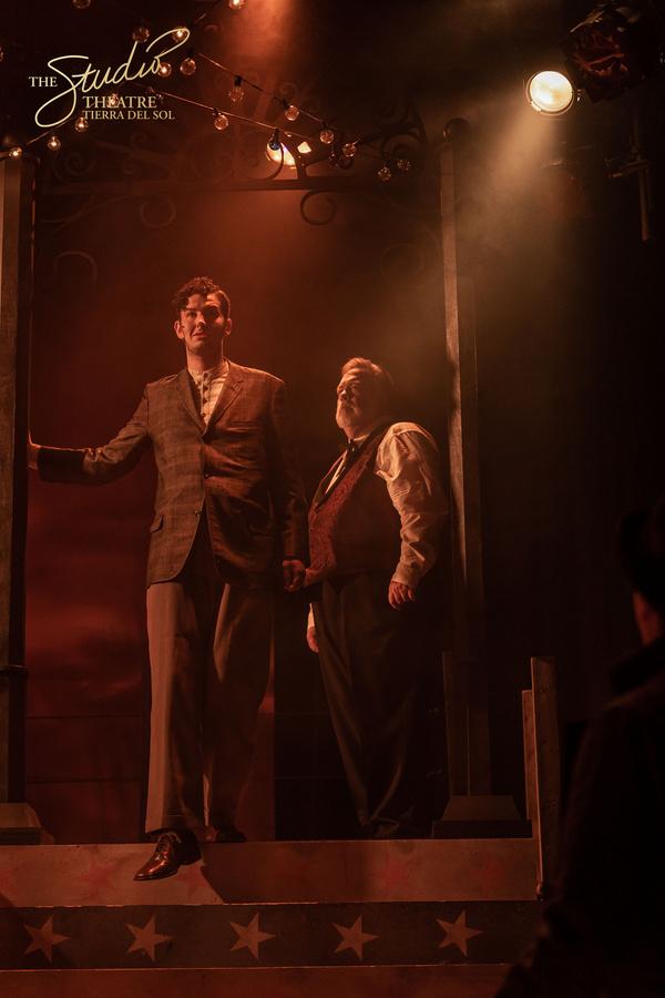 Photo Flash: The Studio Theatre Tierra Del Sol Presents ASSASSINS