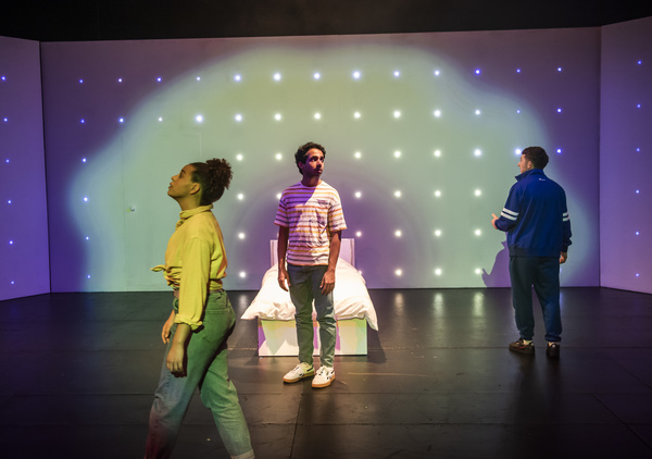 Photo Flash: UK Premiere of THE BEE IN ME at The Unicorn Theatre
