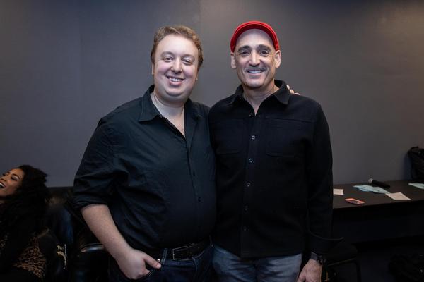 Ben Caplan and John Znidarsic Photo