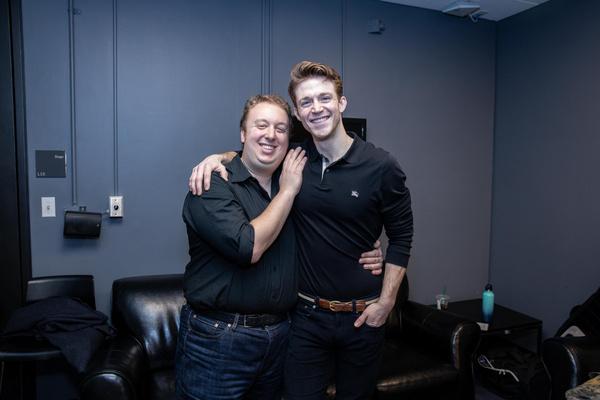Ben Caplan and Jake Boyd Photo
