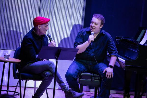 John Znidarsic and Ben Caplan Photo