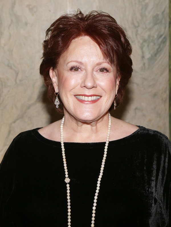 NEW YORK, NEW YORK - JANUARY 30: Judy Kaye poses at a Meet & Greet for the new cast a Photo