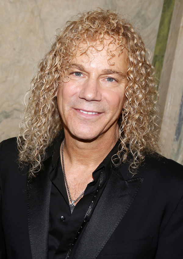 NEW YORK, NEW YORK - JANUARY 30: David Bryan poses at a Meet & Greet for the new cast Photo