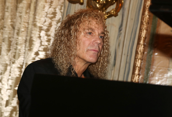 NEW YORK, NEW YORK - JANUARY 30:  David Bryan performs at a Meet & Greet for the new  Photo