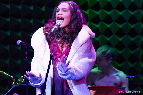 Photos: Bonnie MIlligan, Max von Essen and More with The Skivvies At Joe's Pub