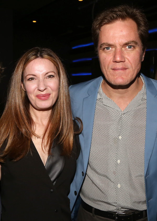 Kate Arrington, Michael Shannon Photo