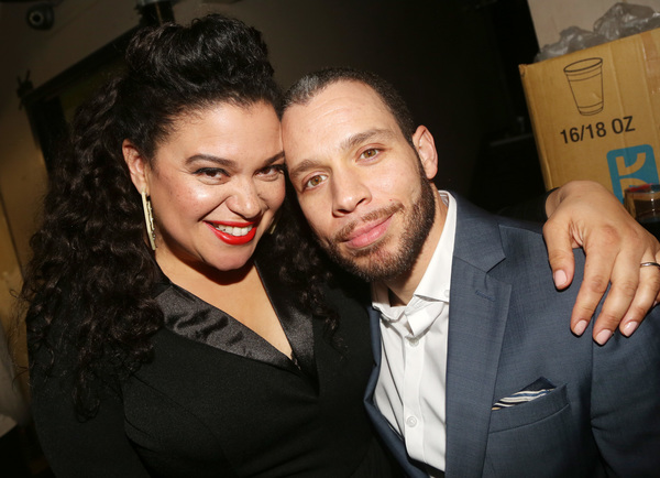 Michelle Buteau, Robin de Jesus  ( Photo
