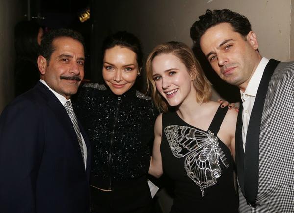 Tony Shalhoub, Katrina Lenk, Rachel Brosnahan, Luke Kirby Photo