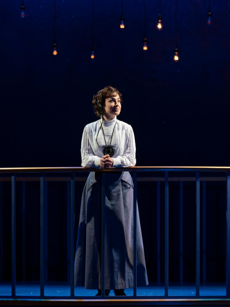 BWW Review: SILENT SKY at Ford's Theatre is Bursting with Imagination
