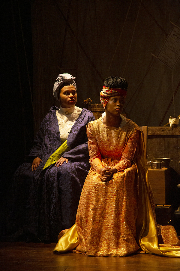 Photo Flash: First Look At Titan Theatre Company's THE AFRICAN COMPANY PRESENTS: RICHARD III
