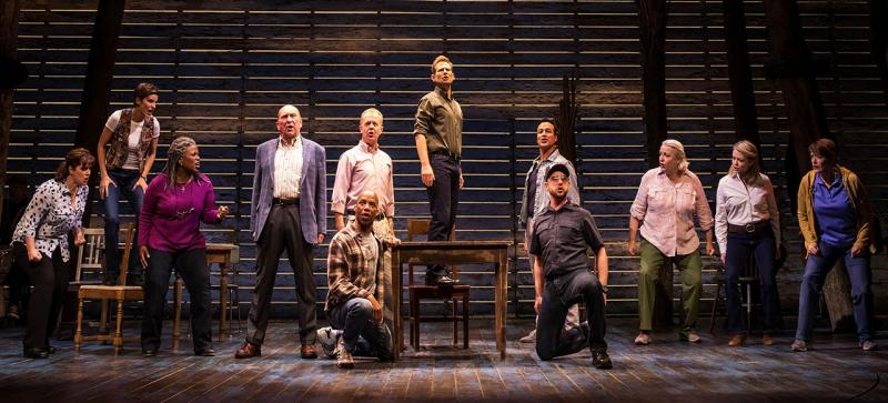 Save on Tickets Starting at $69 to See COME FROM AWAY on Broadway