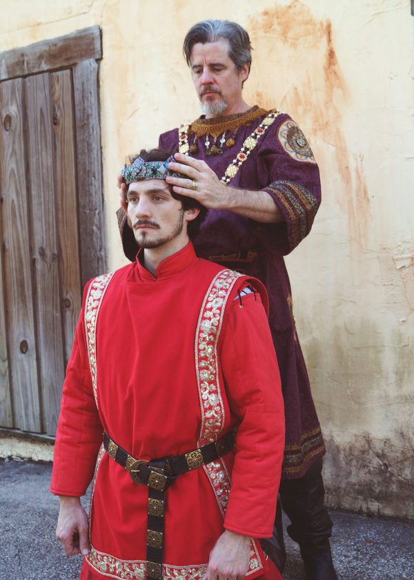 Photo Flash: First Look At Orlando Shakes Bare Bard: HENRY IV, PART II