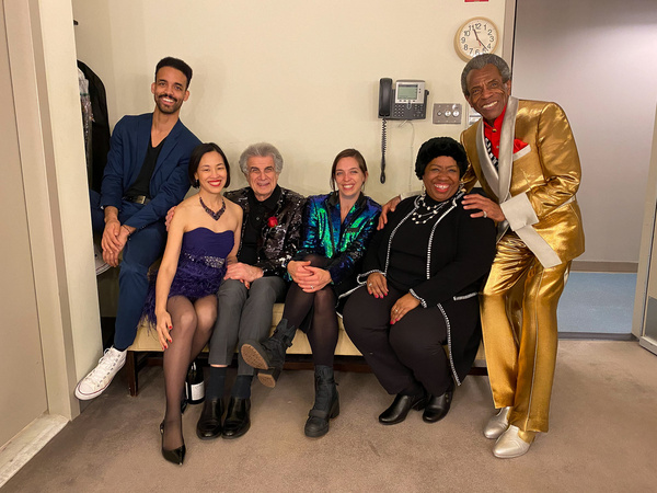 Photo Flash: Tony Winner Andre De Shields Brings OLD DAWG; NEW TRICKS to Lincoln Center American Songbook Series