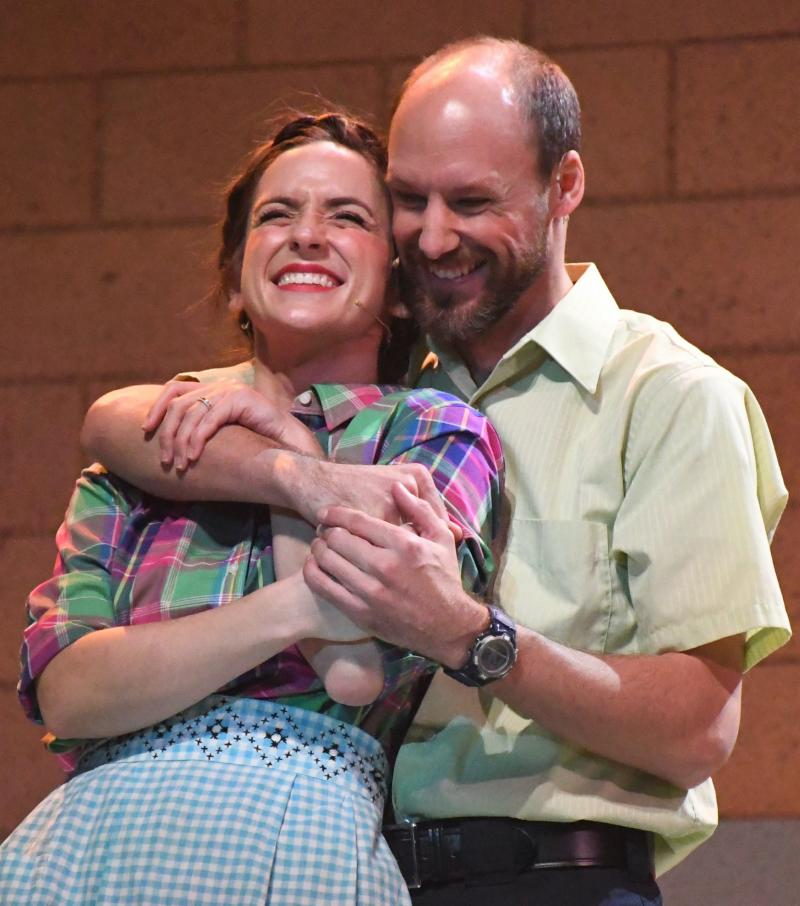 BWW Review: HOWIE D: BACK IN THE DAY at The Rose Theater is Fun Family Entertainment