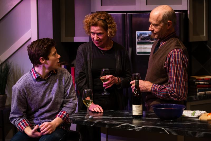 BWW Review: Seattle Public Theater's ADMISSIONS Tackles White Privilege with Humor