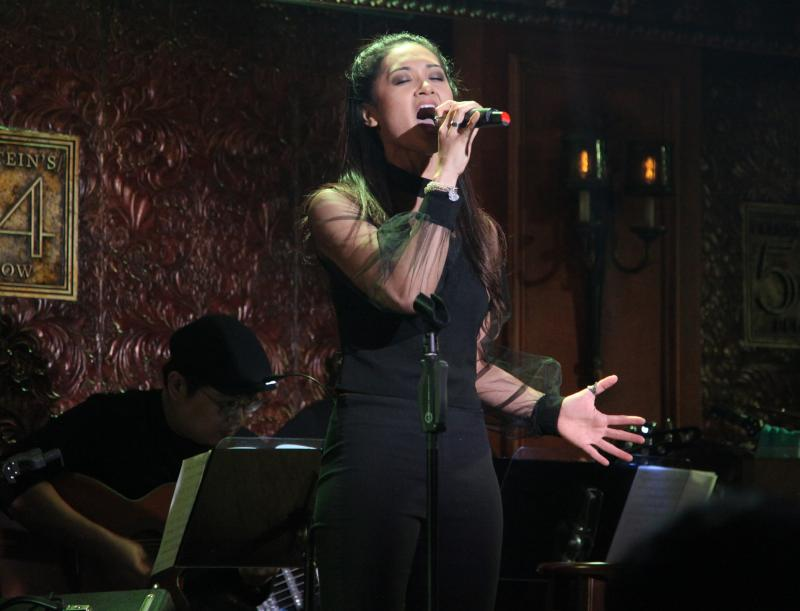 BWW Review: Audience Cheers NEW WRITERS AT 54! HELEN PARK IN CONCERT at 54 Below