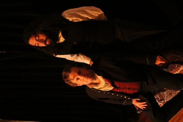 Photo Flash: First Look at THE WAKE OF DORCAS KELLY at the New Ohio Theatre