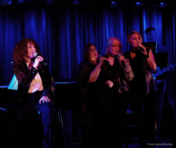 Eve Eaton  Karen Mack  Wendy Russell  Rachel Hanser Photo