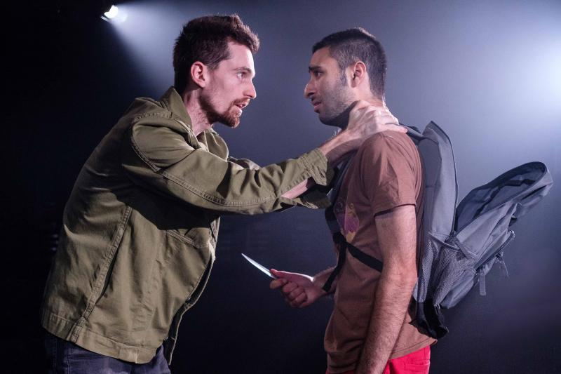 BWW REVIEW: POMONA Presents A Dark Twisted Dystopian Future That Is Frighteningly Plausible