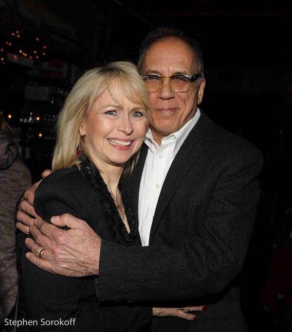 Karen Oberlin & David Hajdu Photo