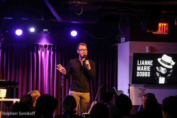 Photo Coverage: Lianne Marie Dobbs Brings WHY CAN'T A WOMAN BE MORE LIKE A MAN? to the Green Room 42