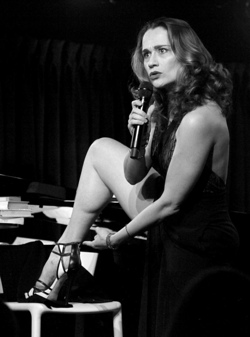 BWW Review: Lianne Marie Dobbs Is The Ultimate Chanteuse In WHY CAN'T A WOMAN BE MORE LIKE A MAN...? at The Green Room 42