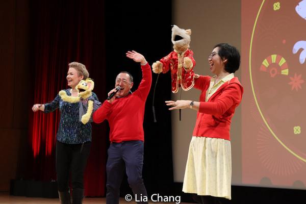 Jennifer Barnhart, Alan Muraoka, Kathy Kim Photo