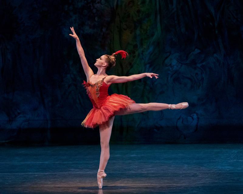 BWW Dance: Firebird Redeems a Drowsy Night at City Ballet