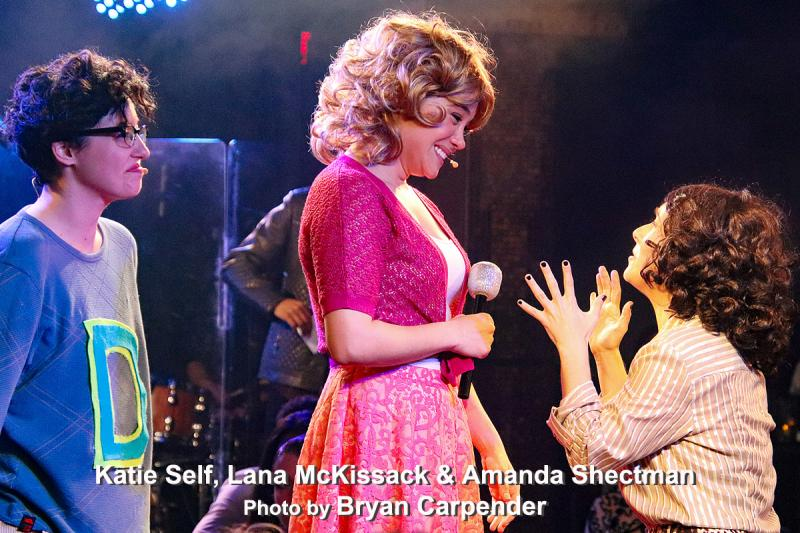 BWW Review: Not To Be Missed NEVER BEEN KISSED - THE UNAUTHORIZED MUSICAL At Rockwell