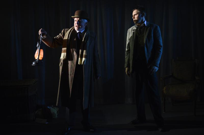 BWW Review: Long-Running West End Smash THE WOMAN IN BLACK Now Haunts The McKittrick Hotel
