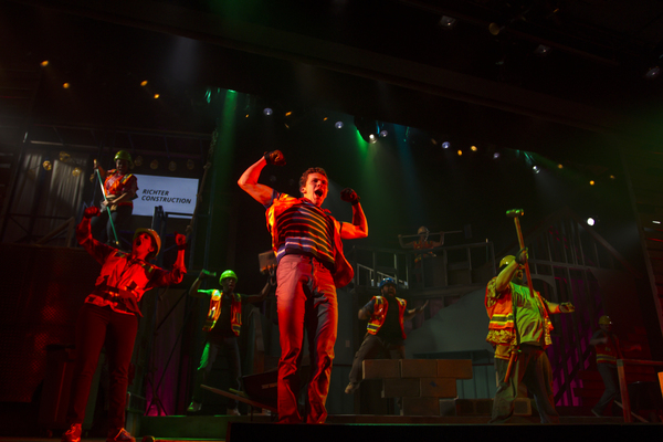 Photo Flash: First Look at AMERICANO! at the Phoenix Theatre Company