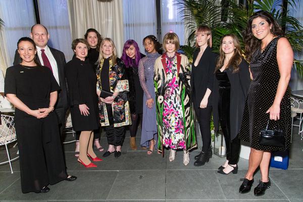 Heather Drevna, Camille Cooper, April Cisneros, Maxine Outerbridge, Lucy Dhegrae, Ann Photo