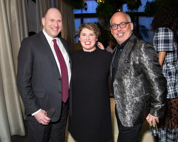 Scott Berkowitz, Heather Drevna, Marc Levine