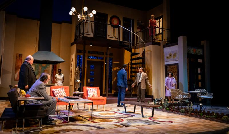 BWW Review: A.D. Players' GUESS WHO'S COMING TO DINNER Is Both Hopeful & Honest